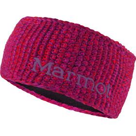 Marmot Ginger Hoofdbedekking rood/violet